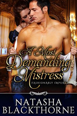 A Most Demanding Mistress cover