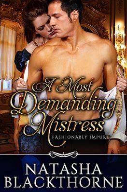 A Most Demanding Mistress cover