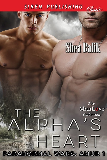 Alphas Heart Cover