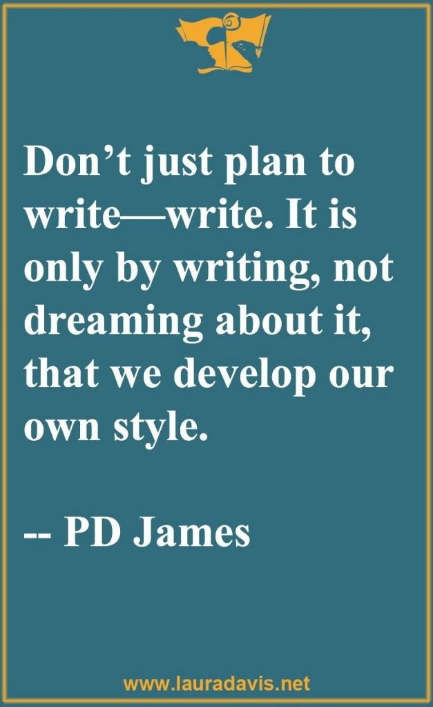 Don't Just Write