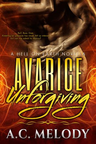 Avarice Unforgiving front cover