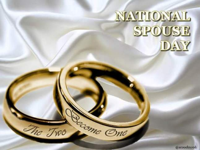 Spouse Appreciation Day
