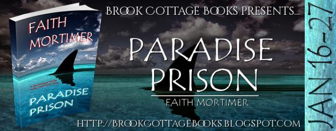 Paradise Prison tour banner