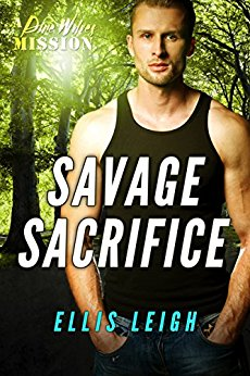 Savage Sacrifice front cover