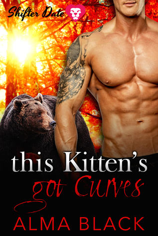 This Kitten's Got Curves front cover