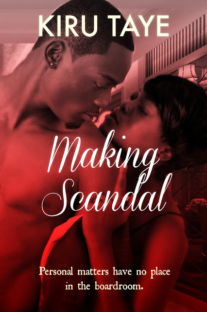 Making Scandal cover