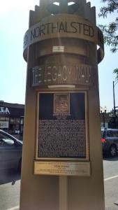 James Baldwin Legacy Walk