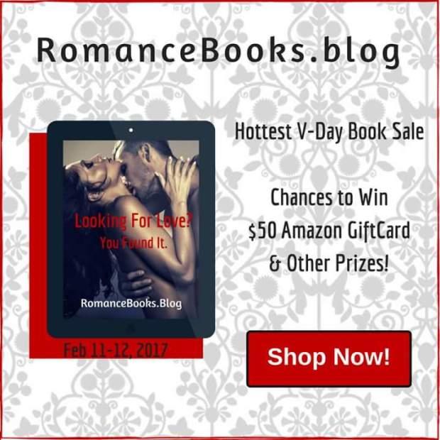 Romancebooks.blog Banner