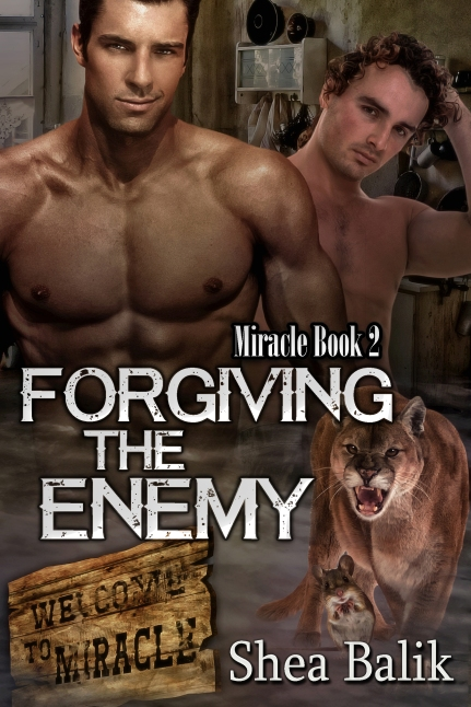 Forgiving the Enemy cover