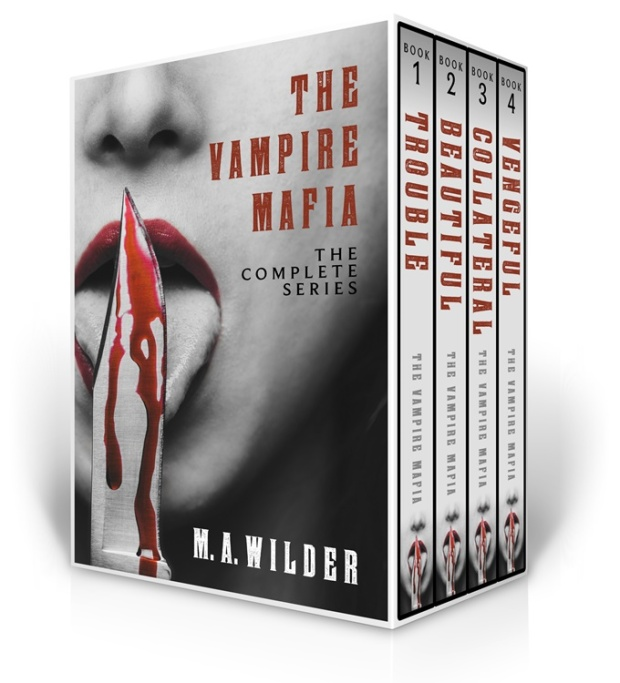 Vampire Mafia Boxed Set