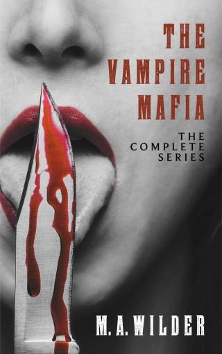 Vampire Mafia front cover