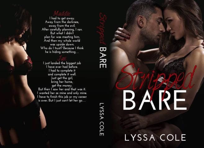 Stripped Bare Cover