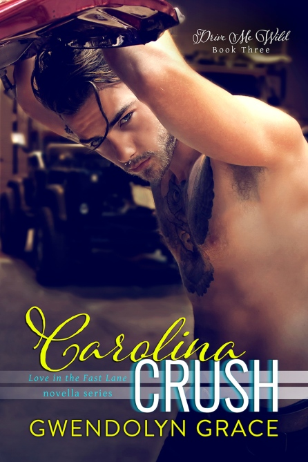 Carolina Crush front cover
