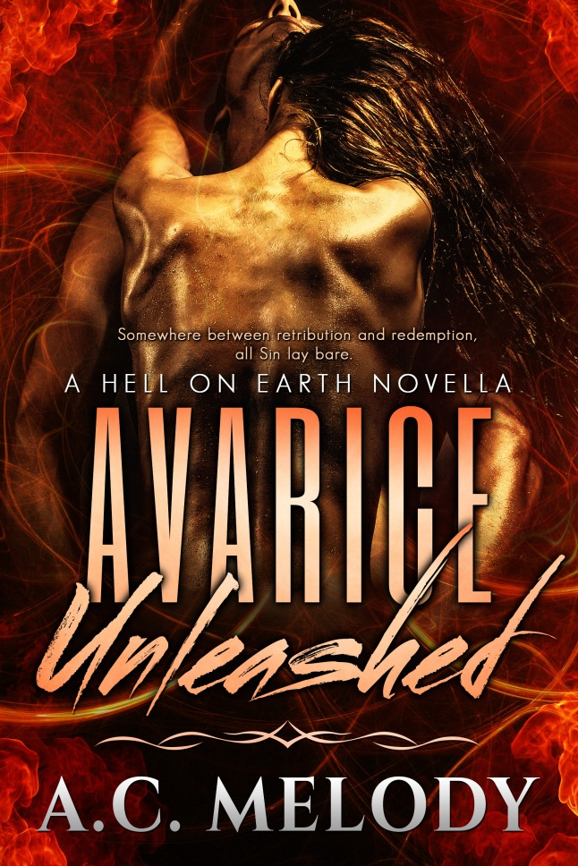 Avarice Unleashed cover