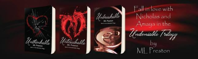 Undeniable Book Banner