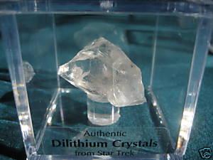 Dilithium Crsytal