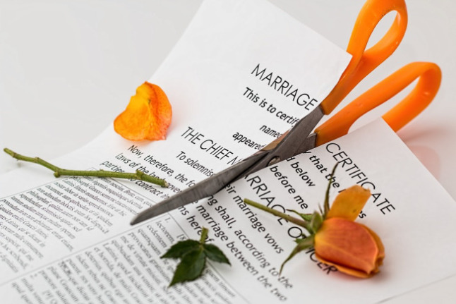 Marriage Cert