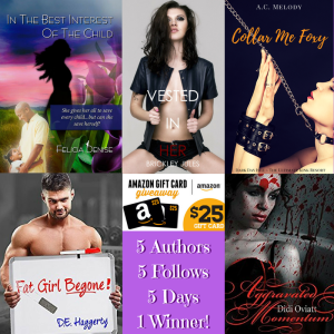 5 Authors