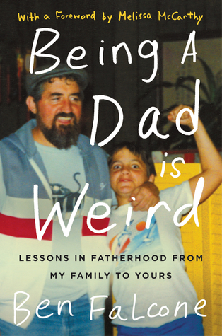 Being a Dad is Weird cover