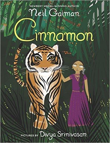 Cinnamon cover
