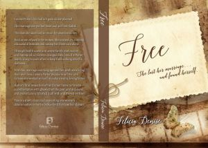 Free, a Novella full cover
