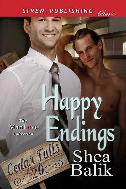 Happy Endings cover