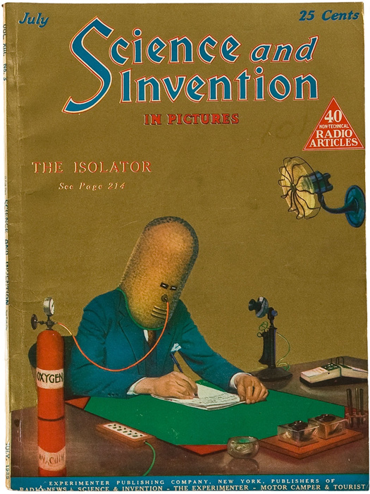 Science and Invention Mag