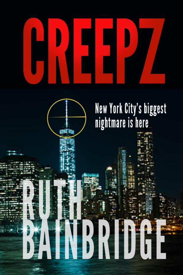 Creepz cover