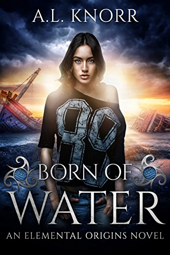 Born of Water cover