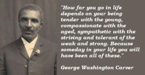 George W Carver