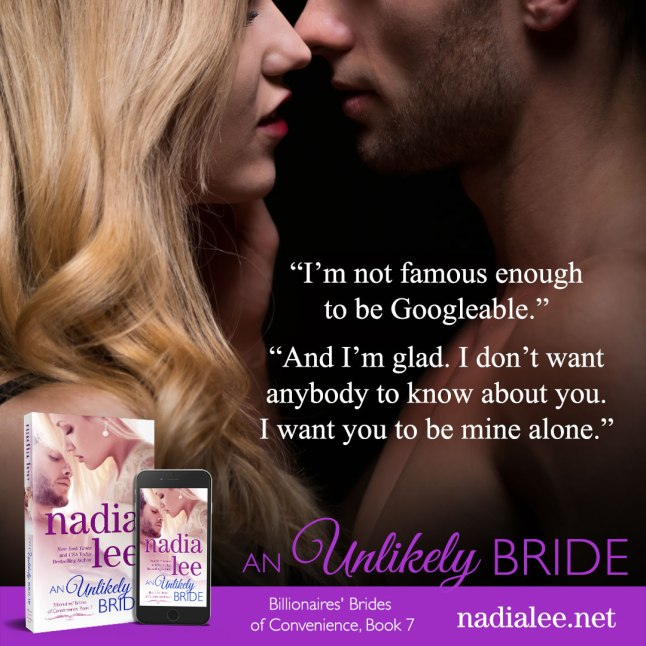 An Unlikely Bride teaser