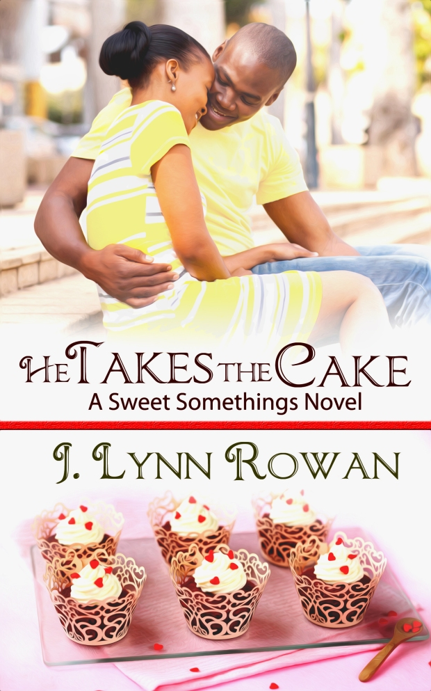 He Takes the Cake cover
