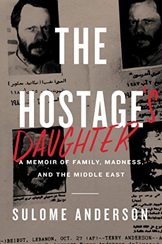 The Hostage's Daughter cover
