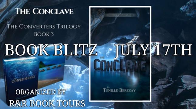Conclave Book Blitz banner
