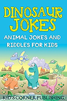 Dinosaur Jokes cover