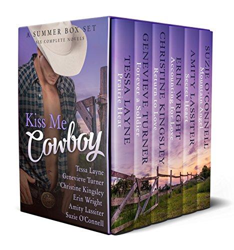 Kiss Me Cowboy cover