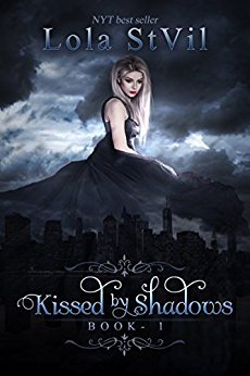 Kissed by Shadows cover