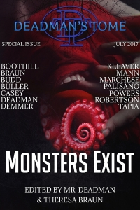 Monsters Exist anthology