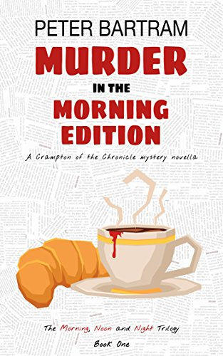 Murder in the Morning Edition cover