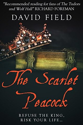 The Scarlet Peacock cover