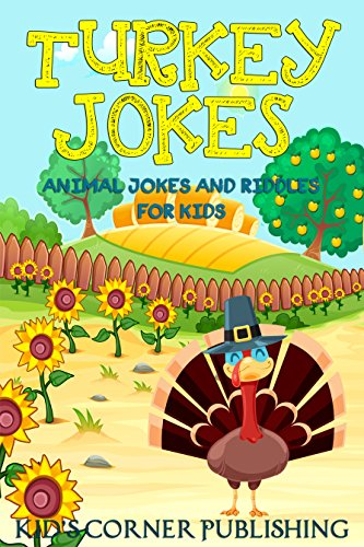Turkey Jokes cover