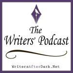 Writers Podcast Logo