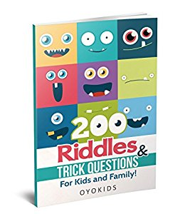 200 Riddles cover