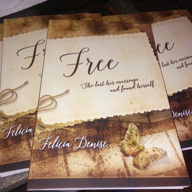 Free, a Novella print copy