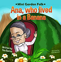 Anna Who Lived in a Banana cover