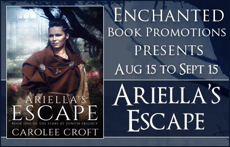 Ariella's Escape banner