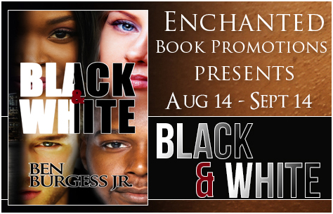 Black and White tour banner
