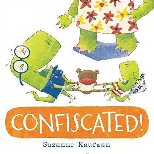 Confiscated cover