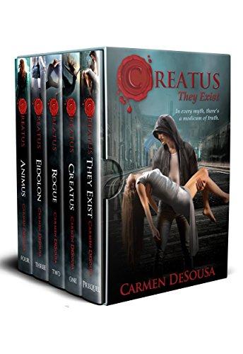 Creatus Boxed Set cover