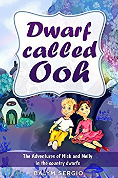 Dwarf called Ooh cover